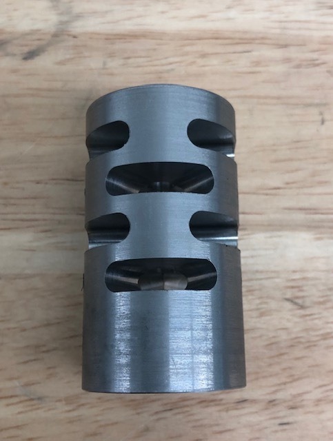 Radial Tactical Muzzle Brake 1.240 OD
