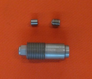 Savage Replacement Breech Plug with Tungsten Bushing and Lock Ring